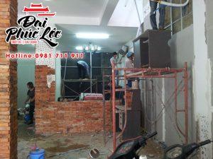 Công ty sửa chữa nhà uy tín tại TPHCM