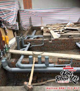 Nhà thầu thi công lắp đặt điện nước công trình