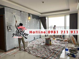 Sửa nhà chung cư trọn gói