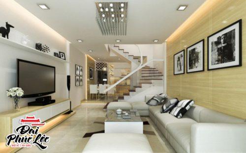 Dịch vụ tư vấn thiết kế thi công nội thất nhà ống chuyên nghiệp